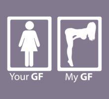 Your GF and My GF by JSPREZ