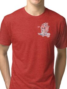 Sylveon Tri-blend T-Shirt