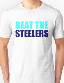 Tennessee Titans - BEAT THE STEELERS Unisex T-Shirt
