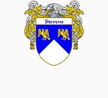 Stevens Coat of Arms / Stevens Family Crest Unisex T-Shirt