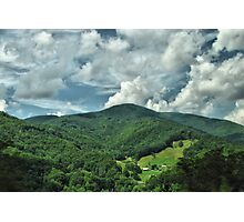 Great Smoky Mountain Trail Photographic Print