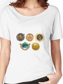 Rick Riordan Logo's Women's Relaxed Fit T-Shirt