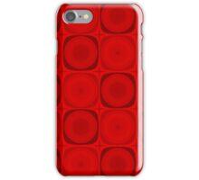 Retro Red iPhone Case/Skin