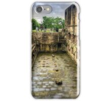 Dunfermline Abbey Refectory iPhone Case/Skin