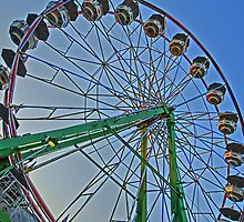 San Matteo Fair - Ferris Wheel by MBoothny