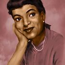 IN LOVING MEMORY of RUBY DEE  by Ray Jackson