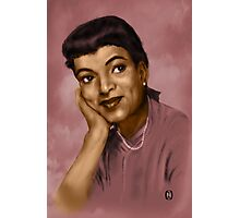 IN LOVING MEMORY of RUBY DEE  Photographic Print