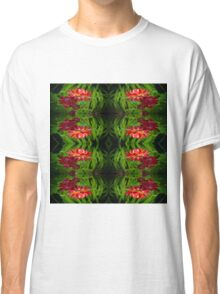 Flowers of red Classic T-Shirt