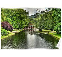 Russell Gardens, Alkham Poster