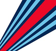 Martini Stripes  by HNRYdesign