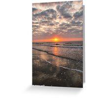 Dawn and Daybreak Greeting Card
