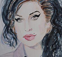 Amy Winehouse by Josephine Mulholland