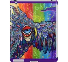 Street Wise Owl 2 iPad Case/Skin