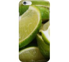 Lots of Limes iPhone Case/Skin