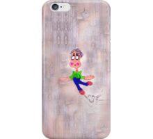 Cute Cartoon Pout iPhone Case/Skin