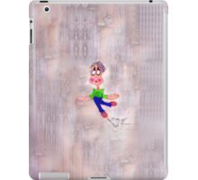 Cute Cartoon Pout iPad Case/Skin