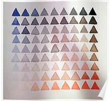 triangle tessellation  Poster