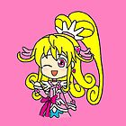 DokiDoki Precure - Cure Heart Pillow/Tote by gaming123456