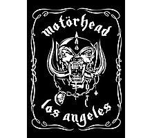Motorhead (Los Angeles) Photographic Print