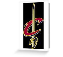 Cleveland CLE Shirt Game 6 Finals 2016 Greeting Card