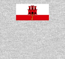 Flag of Gibraltar  Unisex T-Shirt