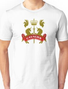 The Cavalier Coat-of-Arms Unisex T-Shirt