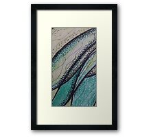 Natural Wave - The Malice Series Framed Print