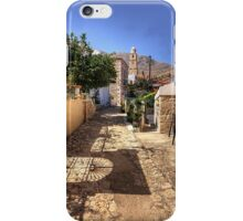 Shadows in the Lane iPhone Case/Skin