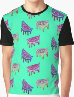 Juicy Cute Alien Fruit Shirt Graphic T-Shirt