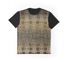 Vintage Damask Graphic T-Shirt