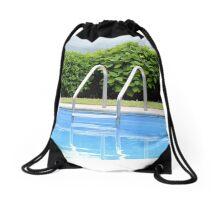 Dreaming Of Summer Drawstring Bag