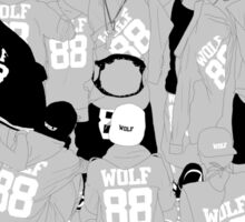 Wolf - 88 Sticker