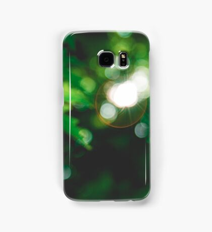 Lens Flare Samsung Galaxy Case/Skin