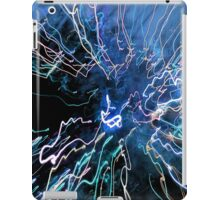 Abstract Fire iPad Case/Skin