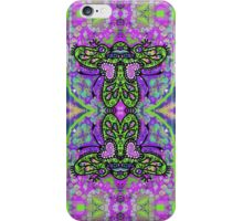 Butterfly Beetle Funk iPhone Case/Skin