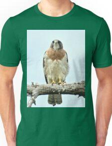 Wild Red Tail Hawk  Unisex T-Shirt