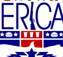 ULTRA AMERICANA Sticker