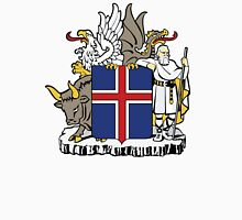 Iceland Coat Of Arms Unisex T-Shirt