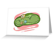 A Real Pickle Greeting Card