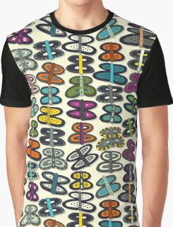 butterfly pop Graphic T-Shirt
