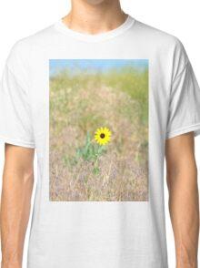 Wild Sunflower Classic T-Shirt