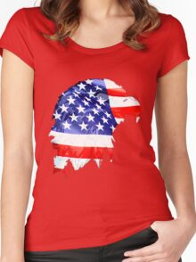 American Eagle Women's Fitted Scoop T-Shirt