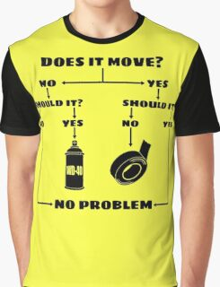 Does it Move? Graphic T-Shirt
