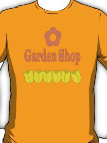 Garden Shop Logo T-Shirt