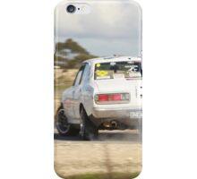 Oz Gymkhana #40 Old School Datsun iPhone Case/Skin