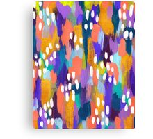 Jules - Abstract Canvas Print