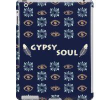 Boho eyes. Gypsy soul iPad Case/Skin