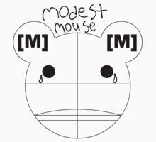 Modest Mouse fan art clothes by RTGDM