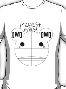 Modest Mouse fan art clothes T-Shirt