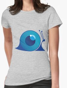 Cute and Beautiful Eye Womens Fitted T-Shirt